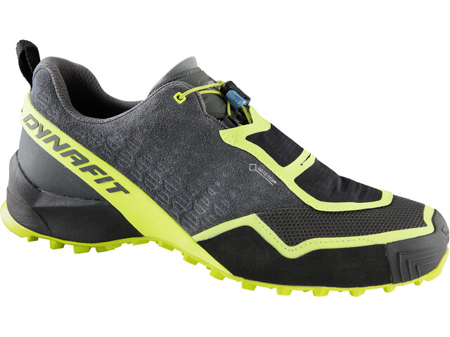 Dynafit Speed MTN GTX Chaussures Homme, carbon/fluo yellow